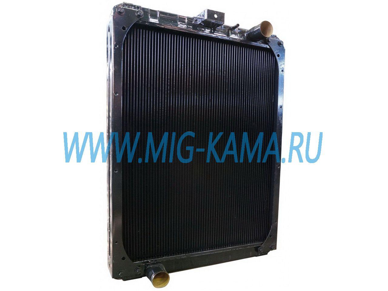 Радиатор основной 65115 Евро 3-х рядный / Шадринск 65115Ш-1301010-21 купить цена недорого